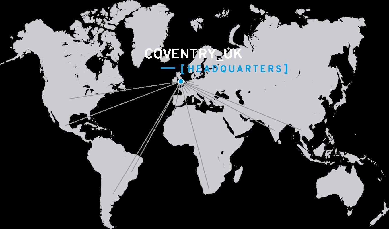 Coventry UK Headquarters