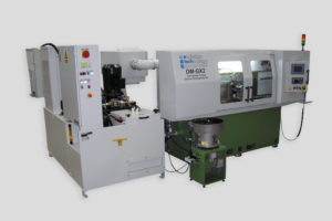Image of the DM-GX2 machine; an automated machine for Grinding