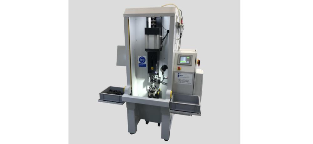 FR-H4S Semi-automatic Fillet Rolling machine