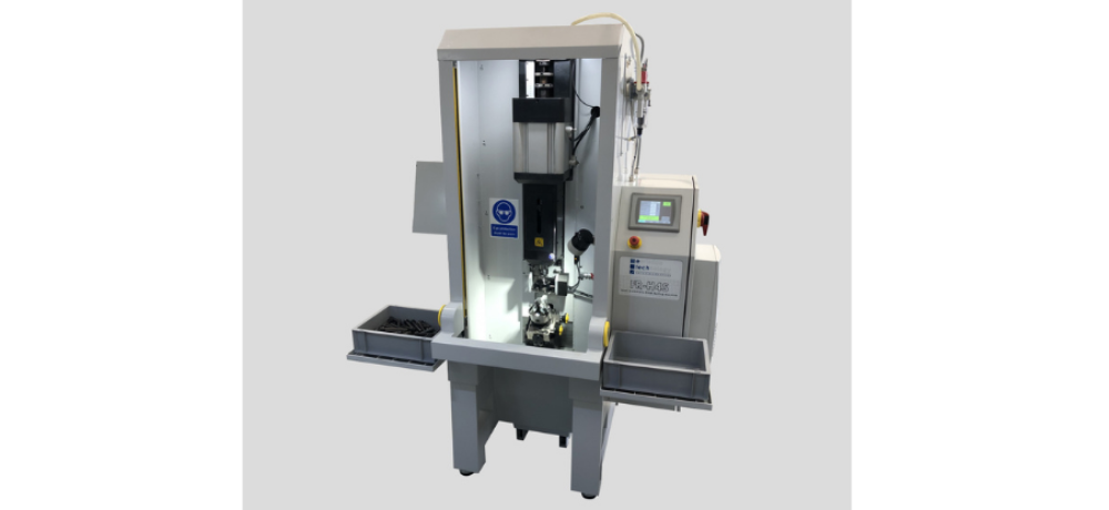 FR-H4S Semi-automatic Fillet Rolling machine